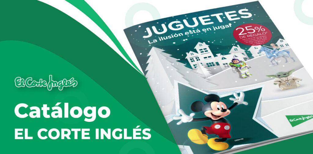 catalogo juguetes navidad el corte ingles 1024x503 - El Corte Inglés Juguetes