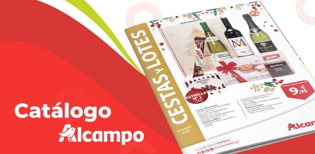 cesta navidad alcampo 1024x503 - Lotes de Navidad en Alcampo