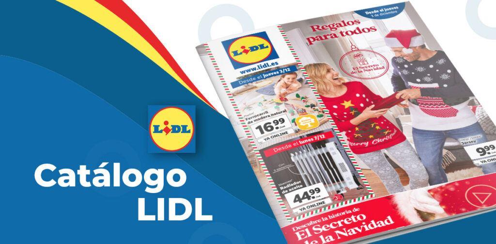lidl 3 diciembre articulos 1024x503 - Catálogo artículos Lidl del 3 al 9 de diciembre