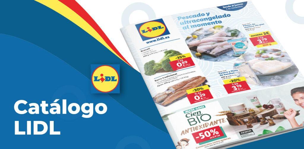 lidl alimentacion noviembre 1024x503 - Catálogo alimentación Lidl del 5 al 11 noviembre