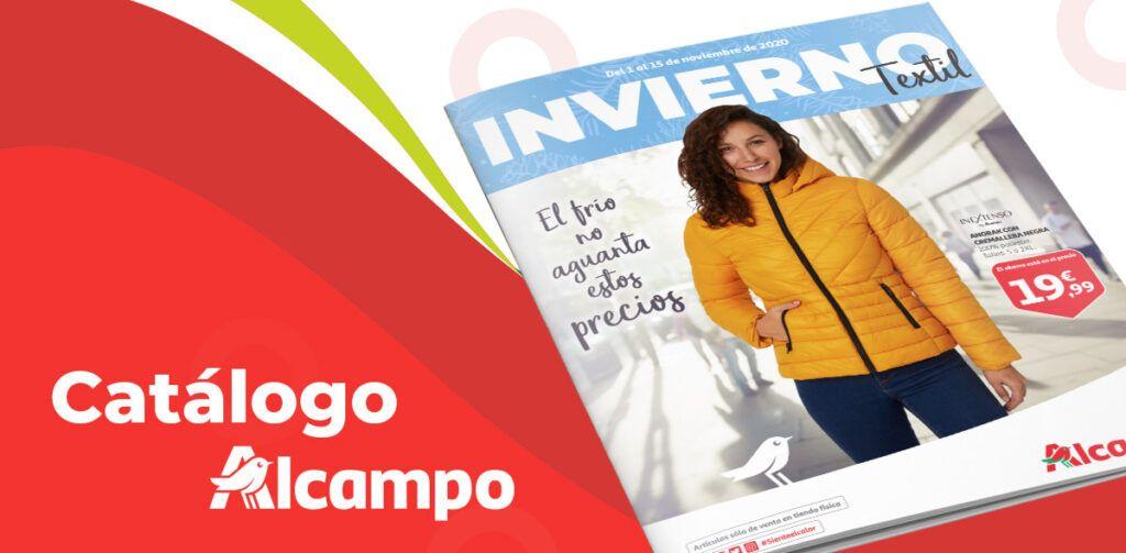 ropa invierno alcampo 1024x503 - Catálogo ropa de invierno en Alcampo del 1 al 15 noviembre