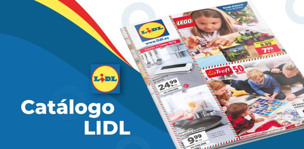 LIDL 10 diciembre articulos 1024x503 - Catálogo LIDL de artículos del 10 al 16 diciembre