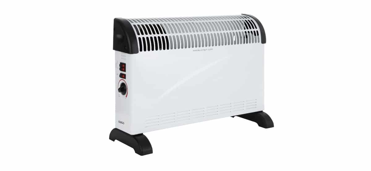 calefactor electrico aldi