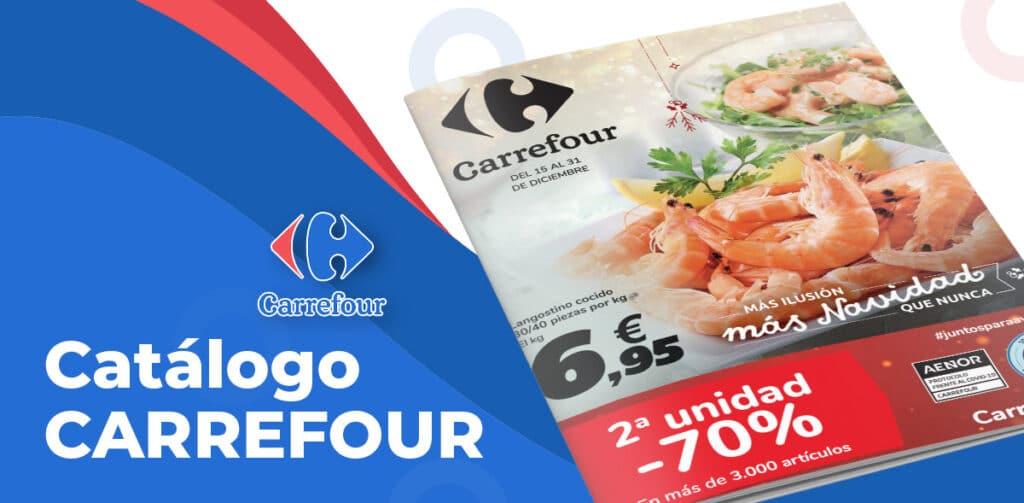 catalogo navidad carrefour 1024x503 - Catálogo Carrefour Navidad del 15 al 31 diciembre