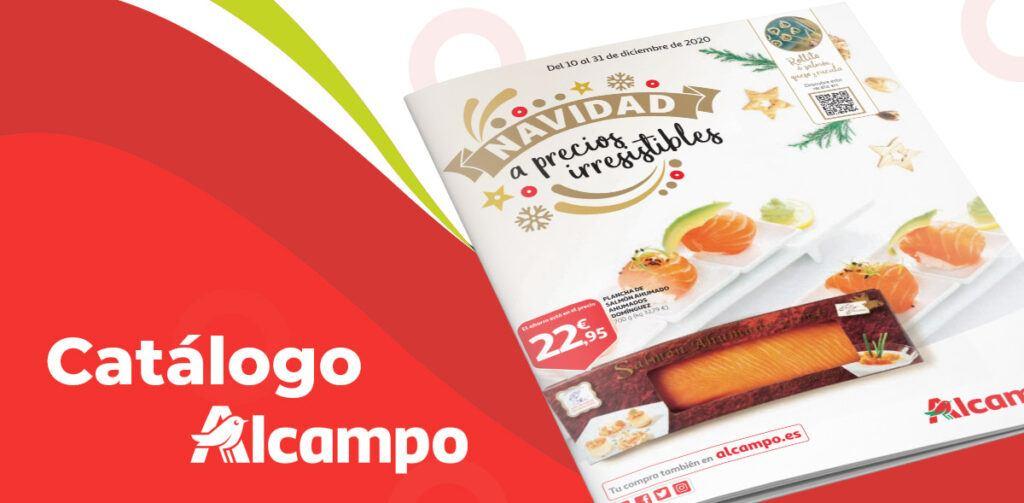 folleto alcampo navidad 1024x503 - Navidad a precios irresistibles en Alcampo