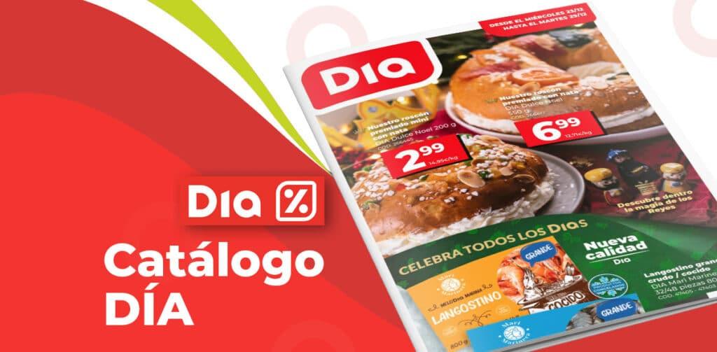folleto dia roscon 1024x503 - Catálogo DIA del 23 al 29 de Diciembre