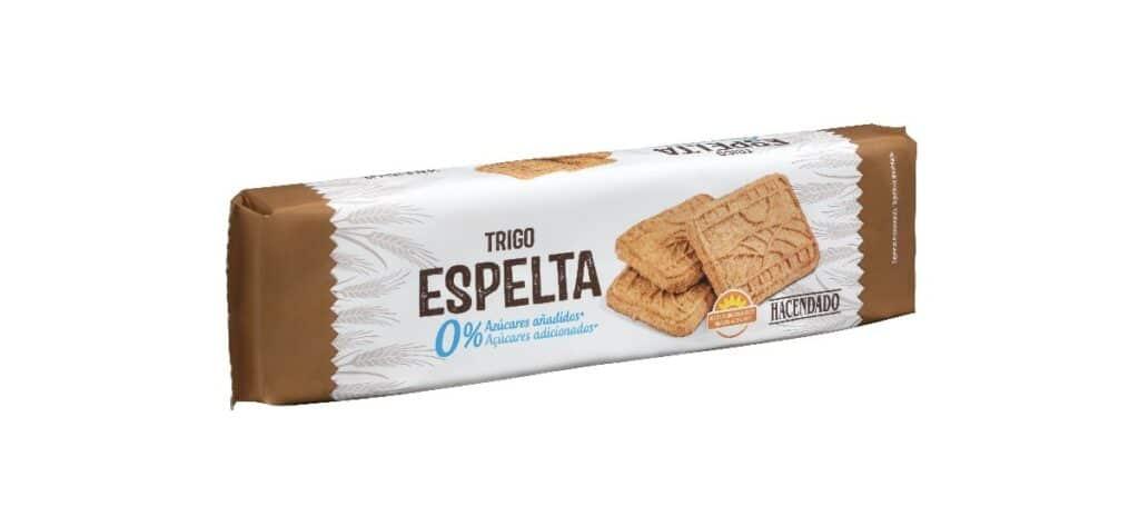 gallestas espelta mercadona 1024x473 - Galletas de espelta  0% azúcares añadidos en Mercadona