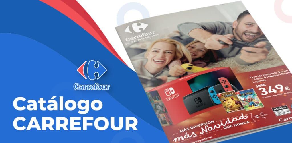 juegos carrefour y juguetes 1024x503 - Folleto Carrefour de Juguetes, regalos para esta Navidad