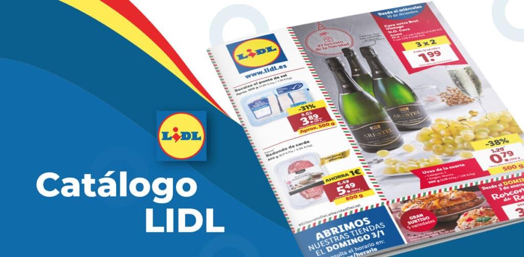 lidl 30 diciembre 1024x503 - Catálogo LIDL alimentación a partir 30 Diciembre