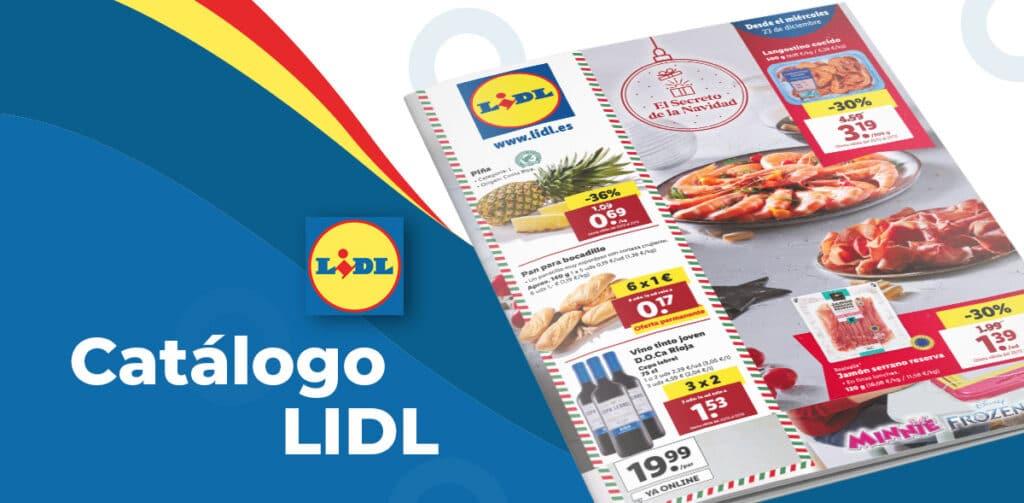 lidl folleto alimentacion diciembre 1024x503 - Catálogo alimentación Lidl del 23 al 29 de diciembre