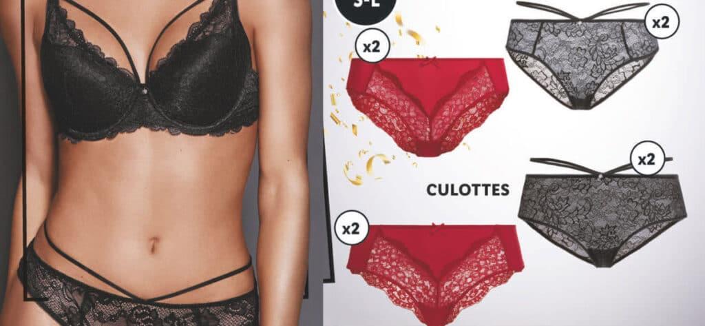 ropa esmara noche vieja 1024x473 - Catálogo Lidl productos del 23 al 29 diciembre