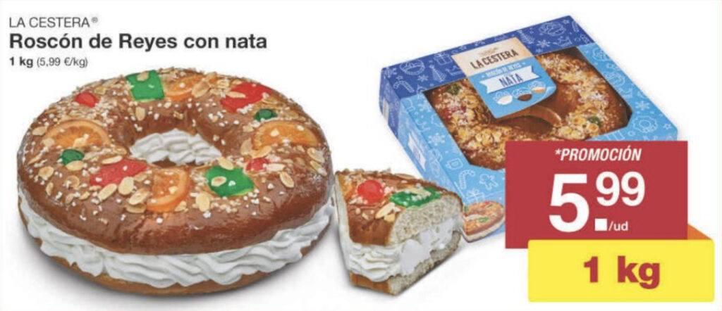 roscon reyes lidl nata 1024x442 - Roscón de Reyes en Lidl