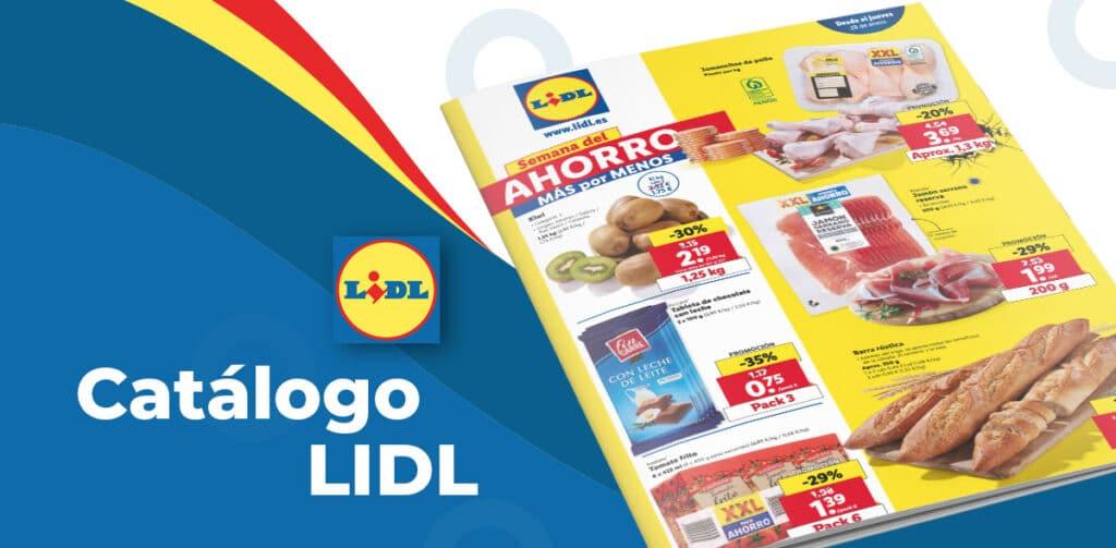28 enero lidl alimentacion 1024x503 - Catálogo LIDL del 28 al 3 de febrero