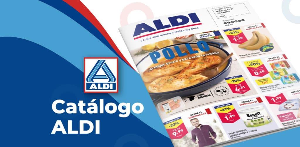 ALDI 27 enero folleto 1024x503 - Catálogo ALDI del 27 enero al 2 de febrero