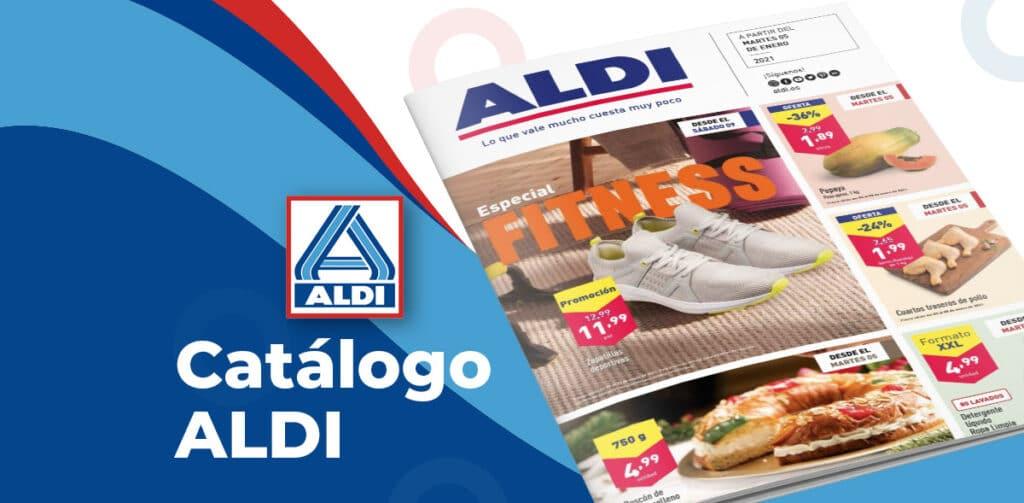 ALDI deporte 2021 1024x503 - Catálogo Aldi del 5 al 12 de enero