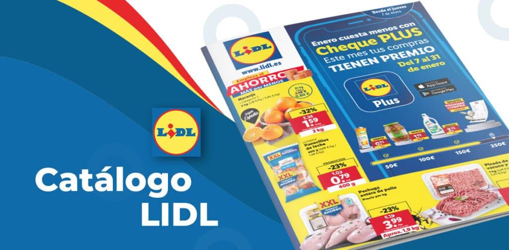 LIDL alimentacion folleto 7 enero 1024x503 - Catálogo LIDL alimentación del 7 al 13 enero