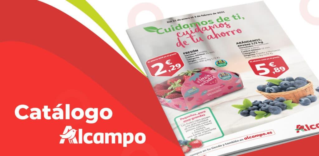 alcampo 21 enero alimentos 1024x503 - Catálogo Alcampo del 21 al 3 de febrero