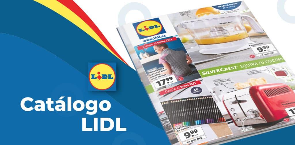 bazar lidl 21 enero folleto 1024x503 - Catálogo de artículos de bazar en Lidl del 21 al 27 enero
