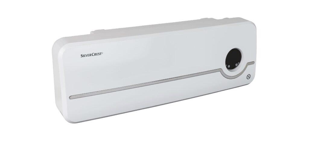 calefactor ceramico de pared lidl