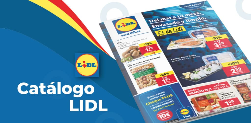 catalogo online 14 enero lidl 1024x503 - Catálogo Lidl alimentación del 14 al 20 de enero