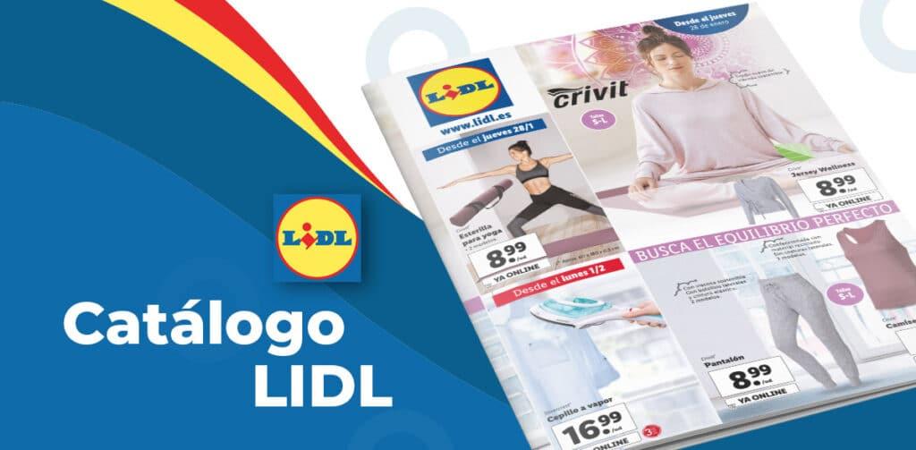 catalogo productos lidl semana 28 enero 1024x503 - Catálogo LIDL artículos del 28 enero al 3 de febrero