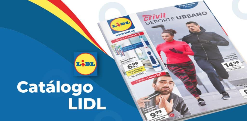 folleto lidl 7 enero articulos 1024x503 - Catálogo LIDL artículos del 7 al 13 enero