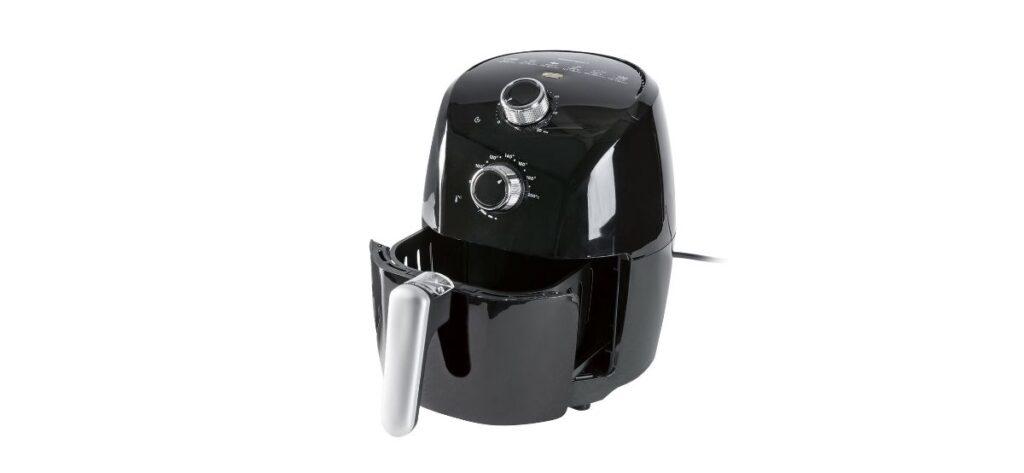 freidora de aire caliente 1500w de lidl 1024x473 - Freidora de aire caliente de 1500 W de Lidl