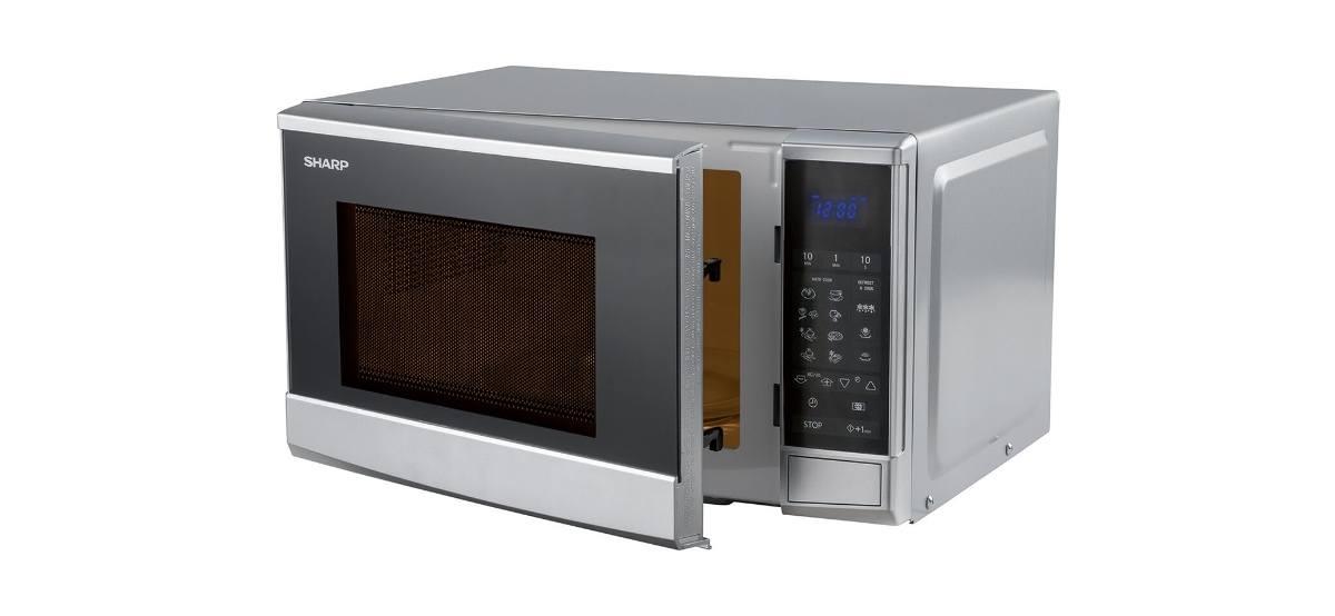 microondas sharp de 800 w de lidl