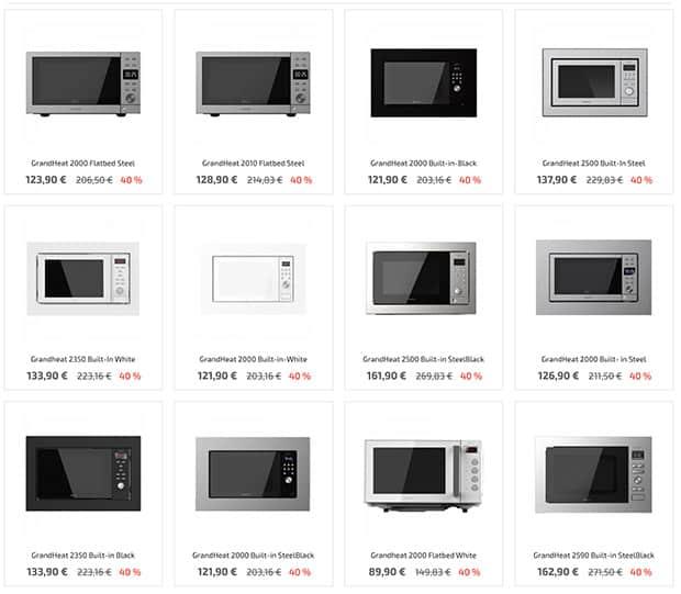 micros cecotec - Microondas Sharp 800 W en LIDL