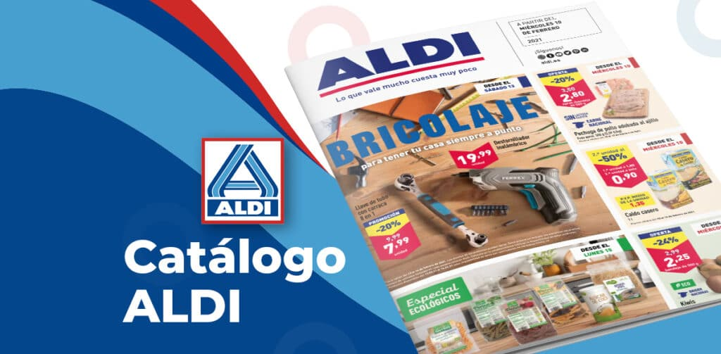 aldi bricolaje 10 febrero 1024x503 - Catálogo ALDI del 10 al 16 de febrero