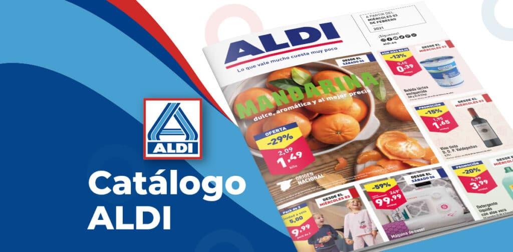 aldi folleto febrero 1024x503 - Folleto ALDI del 3 al 9 de febrero