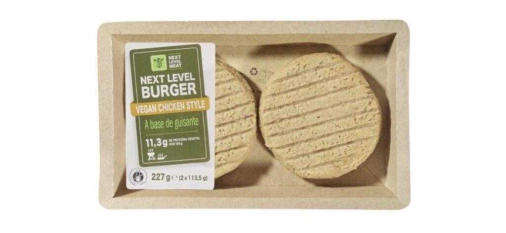burger vegana de guisantes lidl 1024x473 - Burger vegana a base de guisantes en Lidl