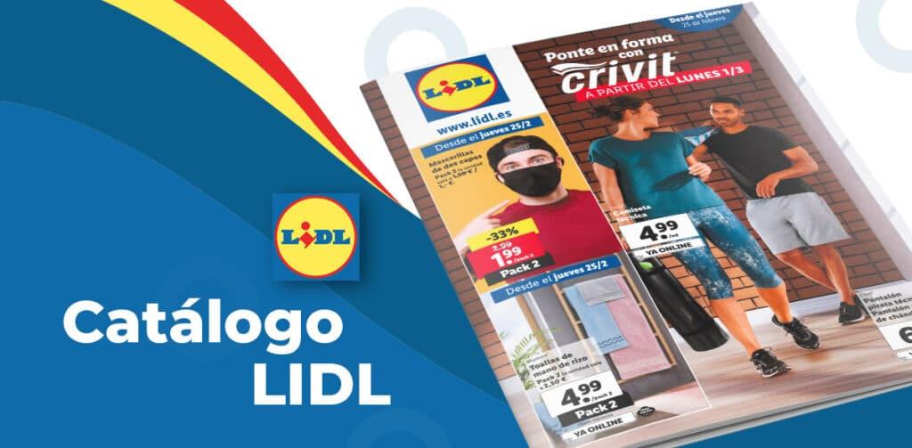 catalogo lidl febrero 25 deporte 1024x503 - Catálogo LIDL bazar del 25 al 3 de marzo