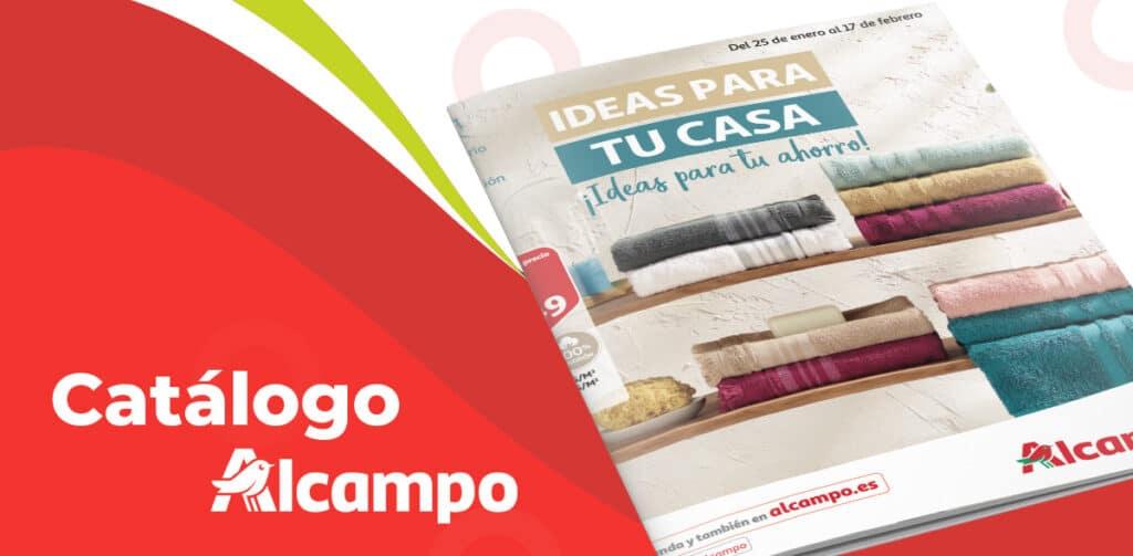 folleto alcampo nuevo febrero 1024x503 - Catálogo Alcampo del 25 enero al 17 de febrero