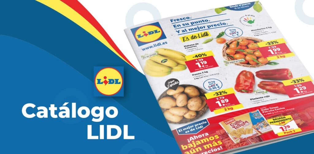 folleto lidl 18 febrero 1024x503 - Catálogo LIDL alimentación del 18 al 24 febrero