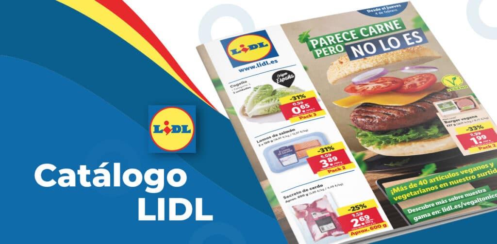 lidl alimentacion febrero 1024x503 - Catálogo Lidl de alimentación del 4 al 10 de febrero