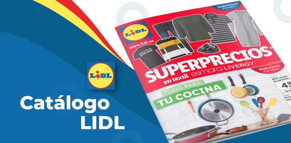 lidl superprecios febrero 1024x503 - Catálogo Lidl del 18 al 24 de febrero