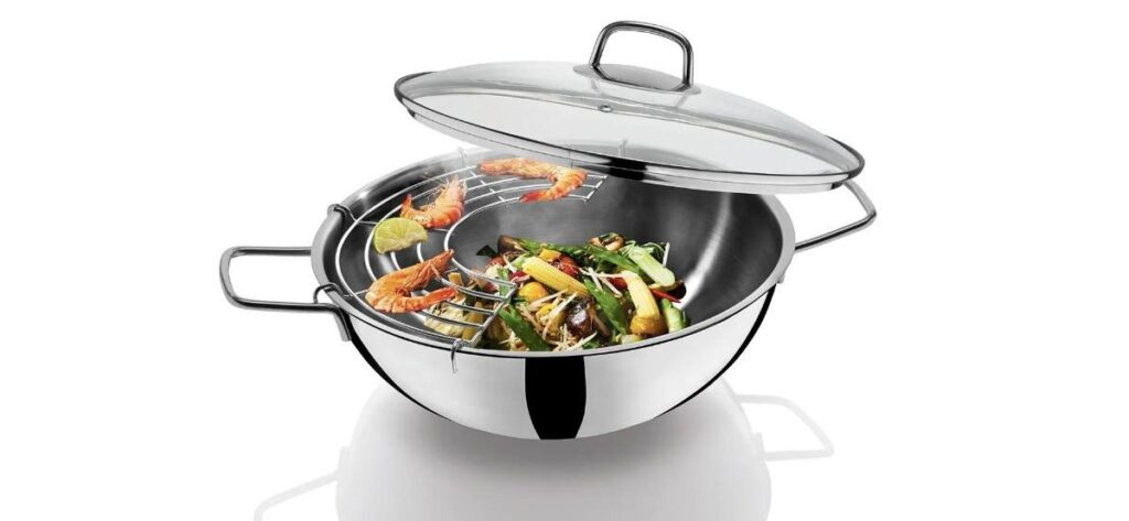 olla wok lidl 1024x473 - Olla para wok en Lidl