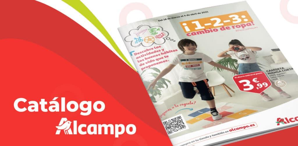 18 marzo alcampo 1024x503 - Catálogo Alcampo del 18 marzo al 4 de abril
