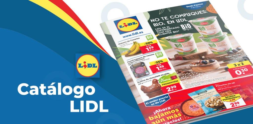 4 marzo lidl alimentacion 1024x503 - Catálogo LIDL alimentación del 4 al 10 de marzo