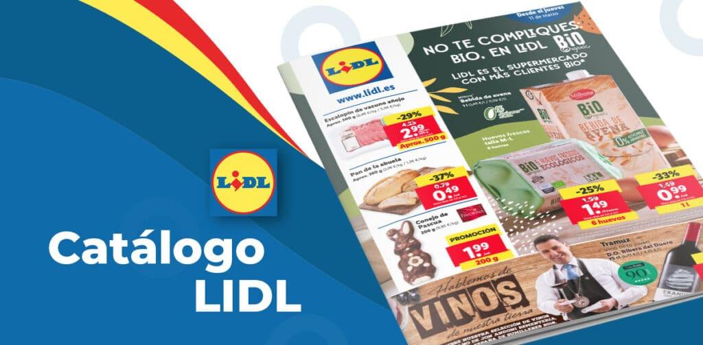 LIDL 11 marzo folleto 1024x503 - Catálogo Lidl alimentación del 11 al 17 marzo