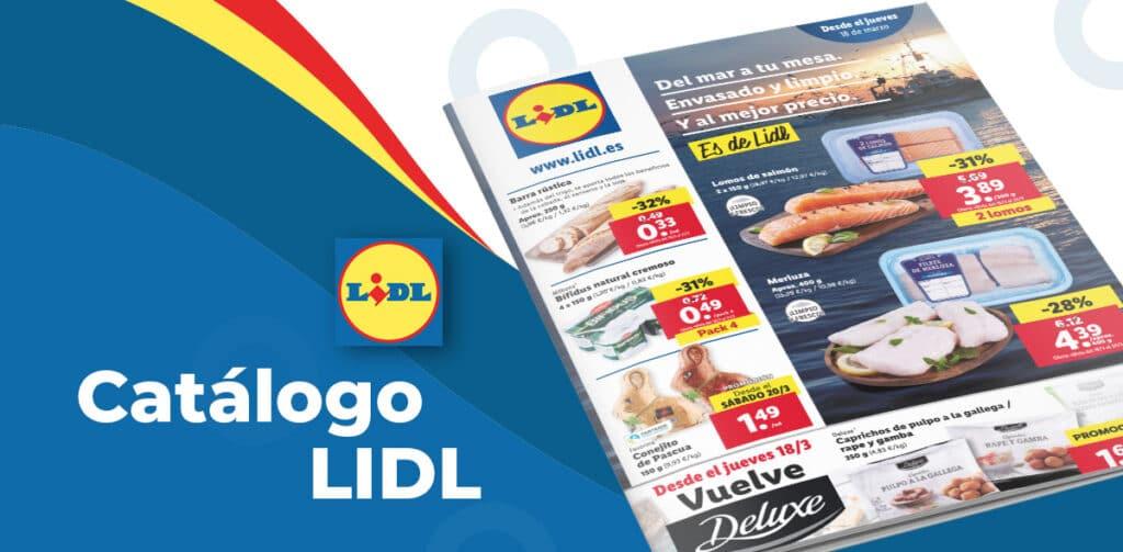 LIDL 18 marzo 1024x503 - Catálogo LIDL alimentación del 18 al 24 marzo