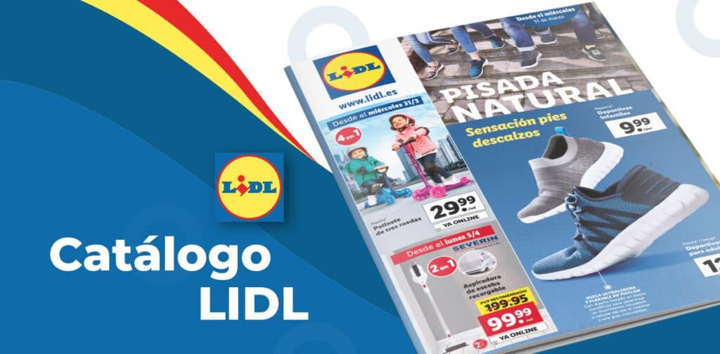 LIDL abril pisada natural 1024x503 - Catálogo Lidl Bazar del 31 de marzo al 7 de abril