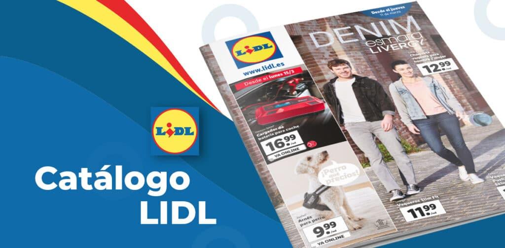 LIDL marzo folleto 1024x503 - Bazar en Lidl del 11 al 17 de marzo