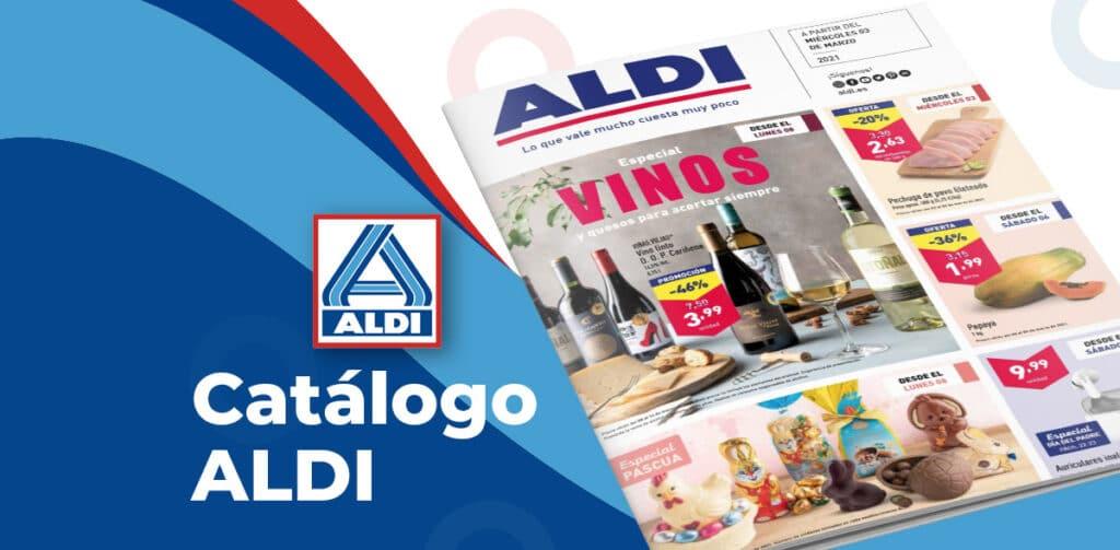 aldi 3 marzo 1024x503 - Catálogo ALDI del 3 al 9 de marzo