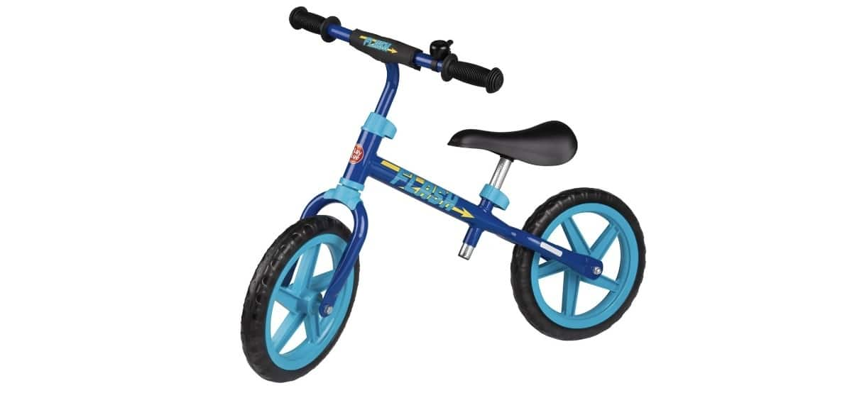 bicicleta sin pedales lidl para ninos