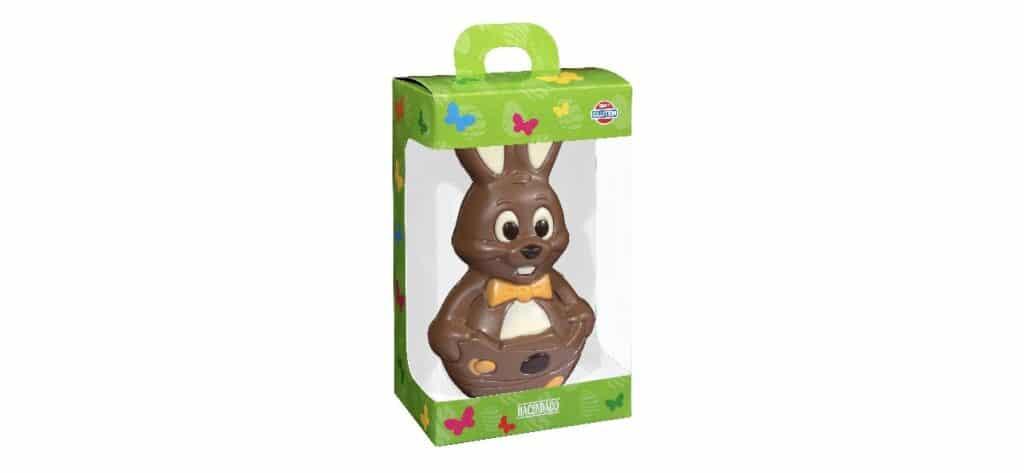 conejo de pascua de chocolate hacendado mercadona 1 1024x473 - Conejo de Pascua en Mercadona