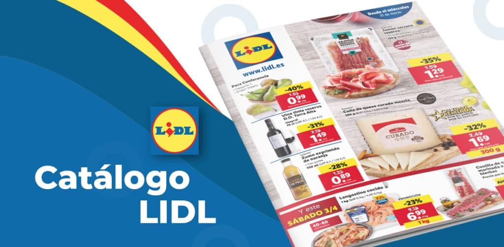 lidl 31 marzo alimentacion 1024x503 - Catálogo LIDL de alimentación desde el 31 marzo al 7 de abril
