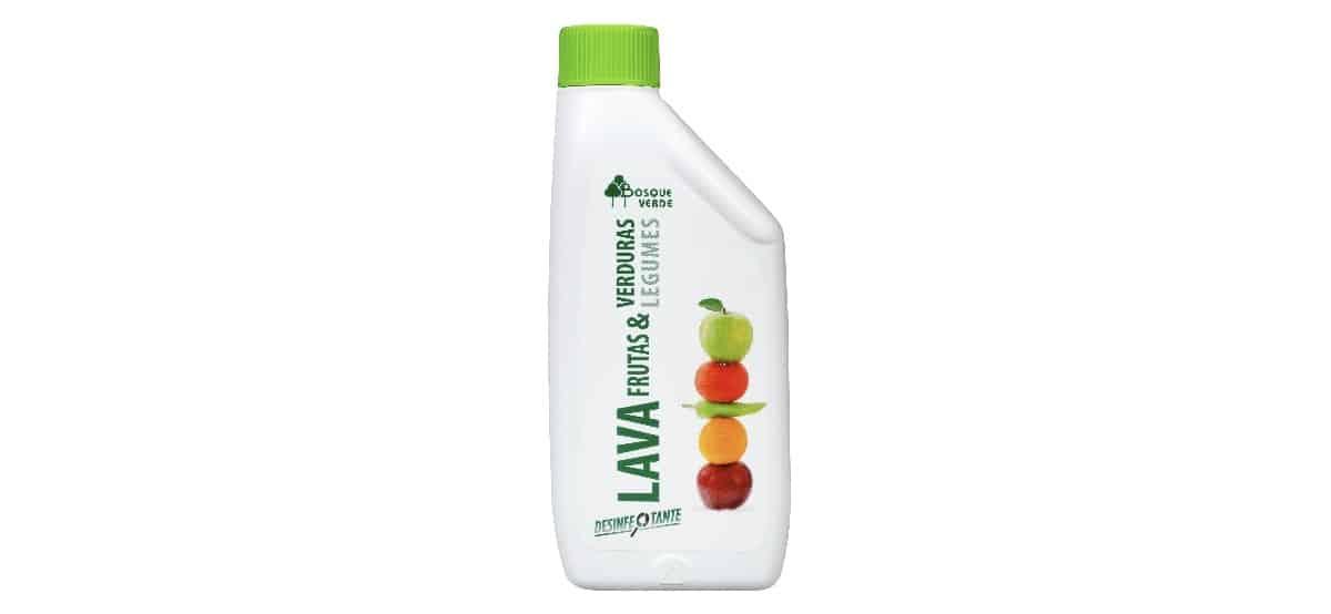 limpiador desinfectante de frutas mercadona