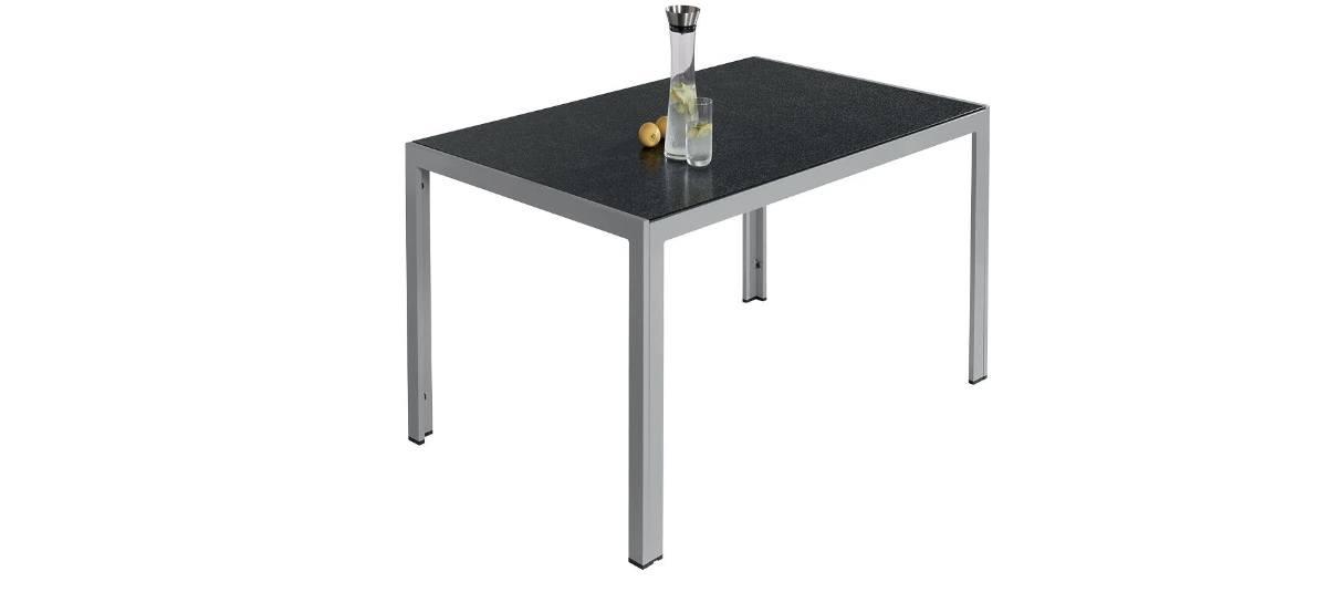 mesa de aluminio para jardin en lidl
